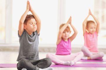 10個易學兒童瑜伽動作 幫助小朋友發育成長