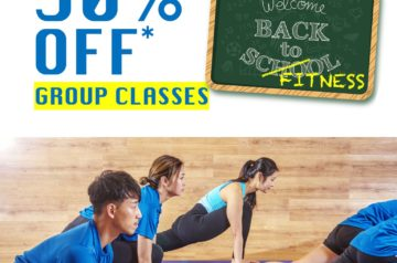 SkyFitness BACK TO FITNESS Super Sale 9月限時優惠