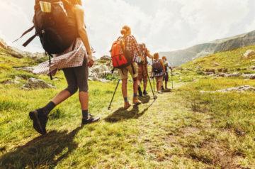 【香港行山路線 2020】 5條初級新手輕鬆應付路線 龍脊、菠蘿壩、大潭水塘